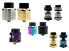asMODus Clearomizer