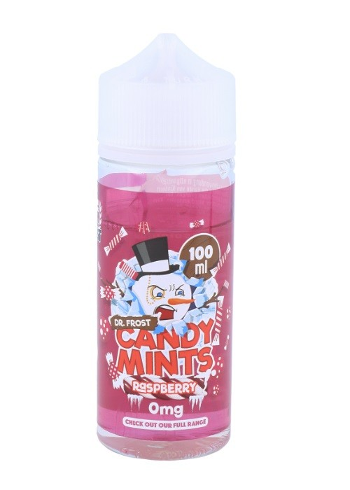 Dr. Frost - Candy Mints - Raspberry-0mg/ml