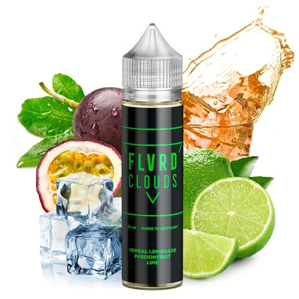 FLVRD CLOUDS by Kapka's Flava Green Aroma 20 ml
