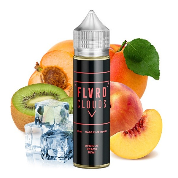 FLVRD CLOUDS by Kapka's Flava Pink Aroma 20 ml