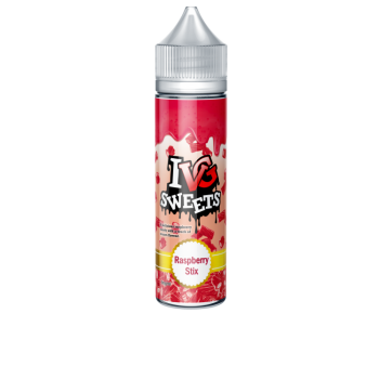 I VG - Sweets - Raspberry Stix- 50ml - 0mg