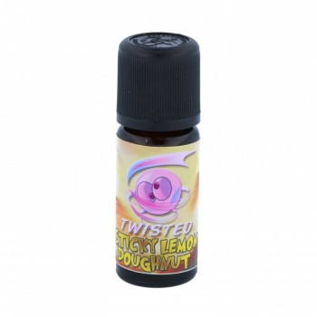 Twisted - Twisted Aroma - Sticky Lemon Doughnut - 10ml