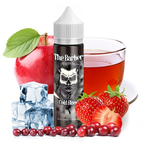 THE BARBER by Kapka's Flava Cold Blood Aroma 20ml