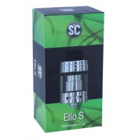 SC Ello S Clearomizer Set