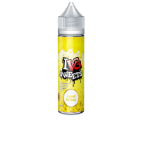 I VG - Sweets - Lemon Millions 50ml 0mg