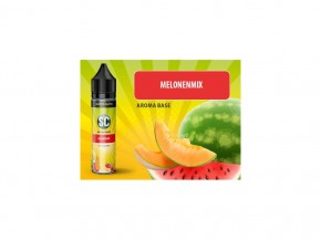 Vape Base - Melonenmix 0mg/ml 50ml