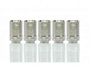InnoCigs BF SS316 Heads 1 Ohm / 5 Stück pro Packung