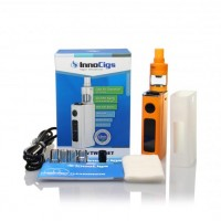 InnoCigs eVic VTwo E-Zigaretten Set Orange