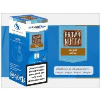 Brown Nutty Nougat Aroma InnoCigs Liquid
