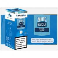 White Glacier Fresh Aroma InnoCigs Liquid 0 mg/ml