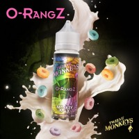 Twelve Monkeys - O-RangZ - 50ml - 0mg/ml