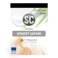 Desert Safari Tabak​ SC-Liquid 0 mg/ml