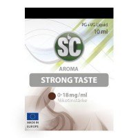 Strong Taste Tabak​ SC-Liquid 0 mg/ml