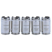 Steamax DS Dual Heads 0,25 Ohm (5 Stück pro Packung)